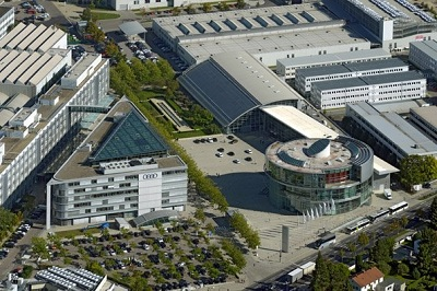audi ag arbeitsplatz 1 - Audi Ingolstadt Bewerbung