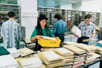 Deutsche Post World Net Arbeitsplatz 3