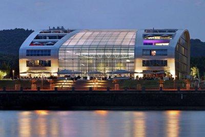 Kameha Grand Bonn Arbeitsplatz