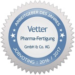 Vetter Pharma 2017