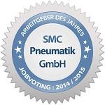 Arbeitgeber des Jahres SMC Pneumatik