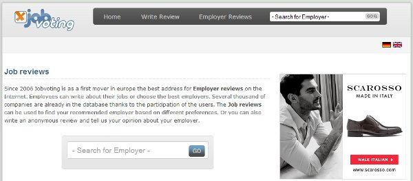 Employer Reviews